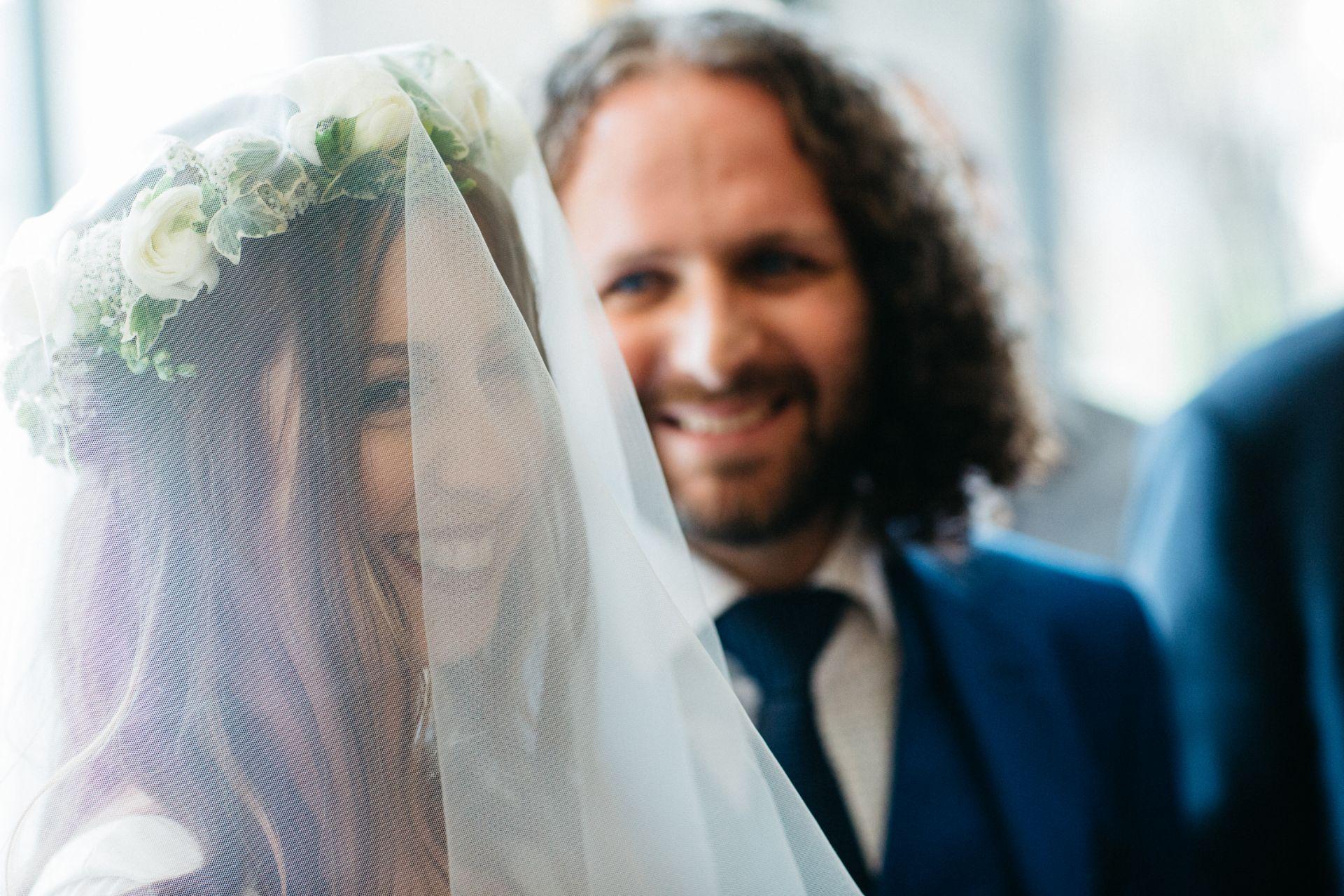 טקס חופה בשידור חי מהפייסבוק: החתונה של לוני ורוני