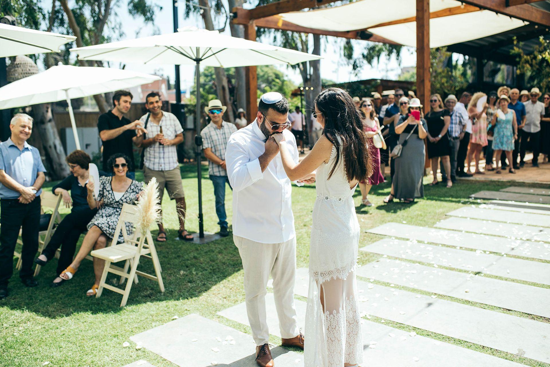 פסטיבל מוזיקה בוהמייני: החתונה של ענבר ומשה