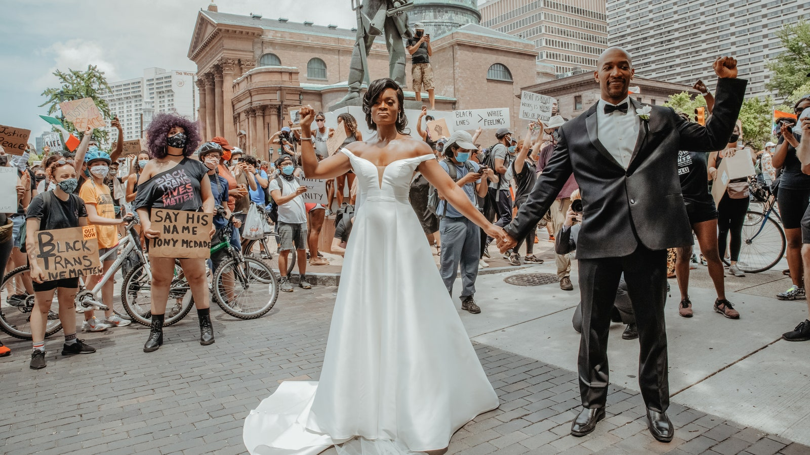 חתונת קורונה