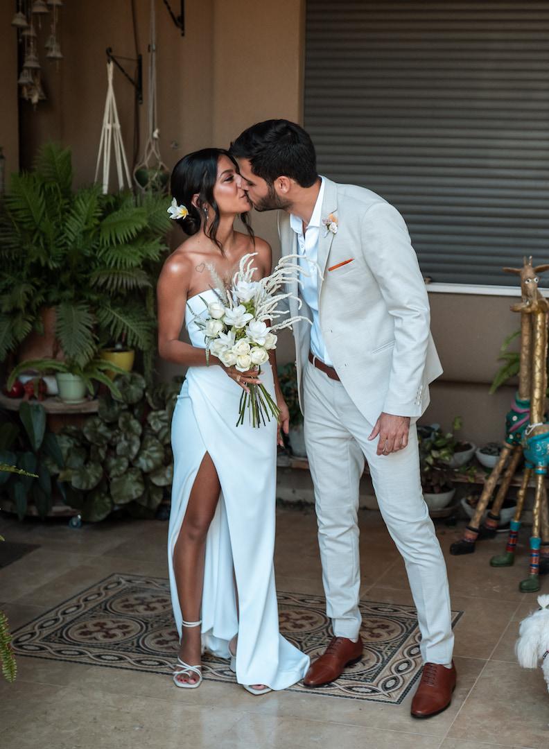 חתונה קטנה בנחלה - מגזין מיי דיי