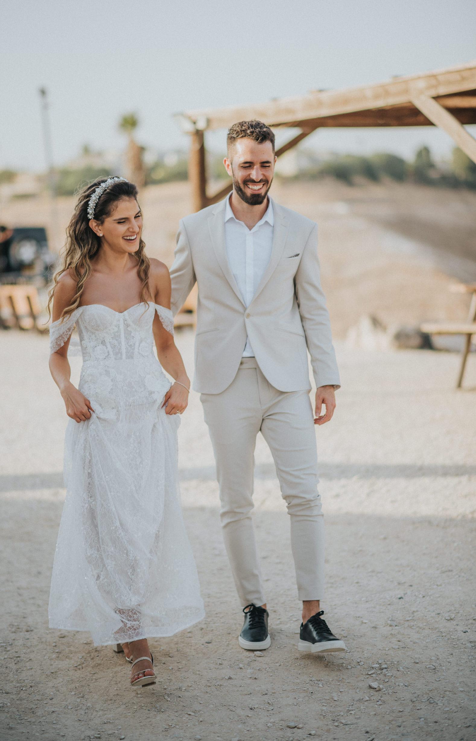 חתונה במדבר