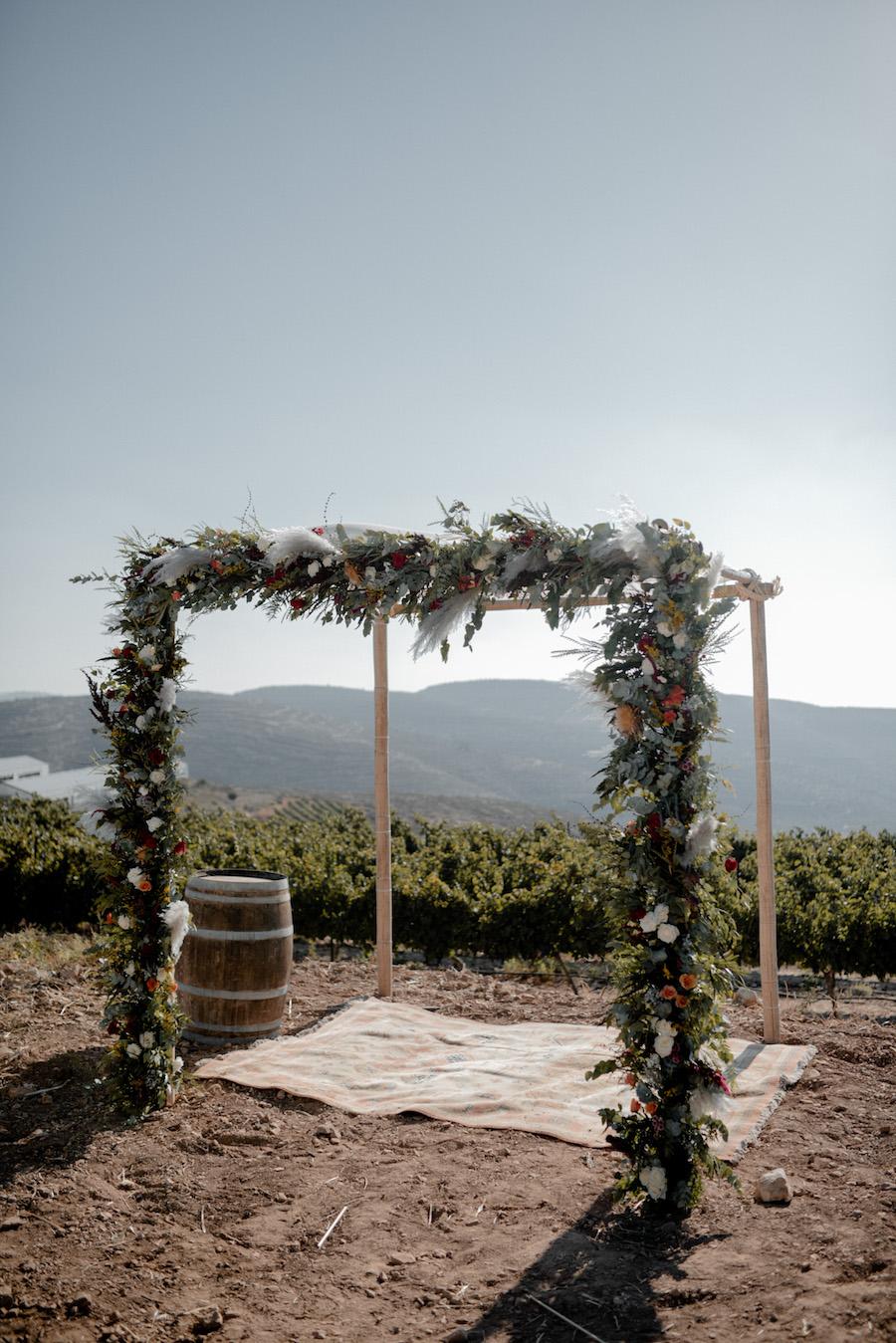 חגיגה בטבע: חתונת שטח בחווה חקלאית