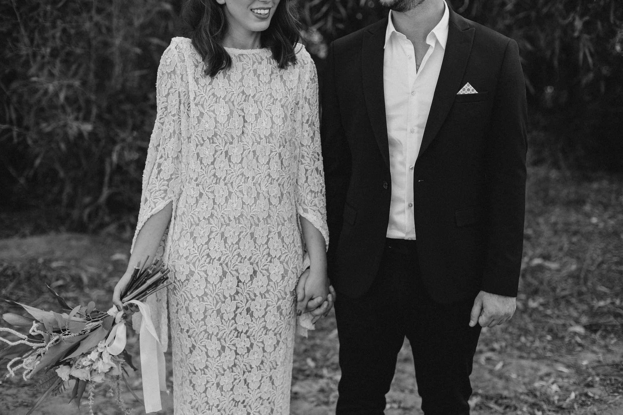 רגע לפני שחזרה ללמד: חתונת הקפסולות של רותם ורון