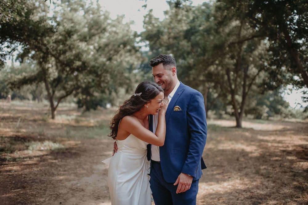 חתונה מהממת ביאמה בר: good vibes only