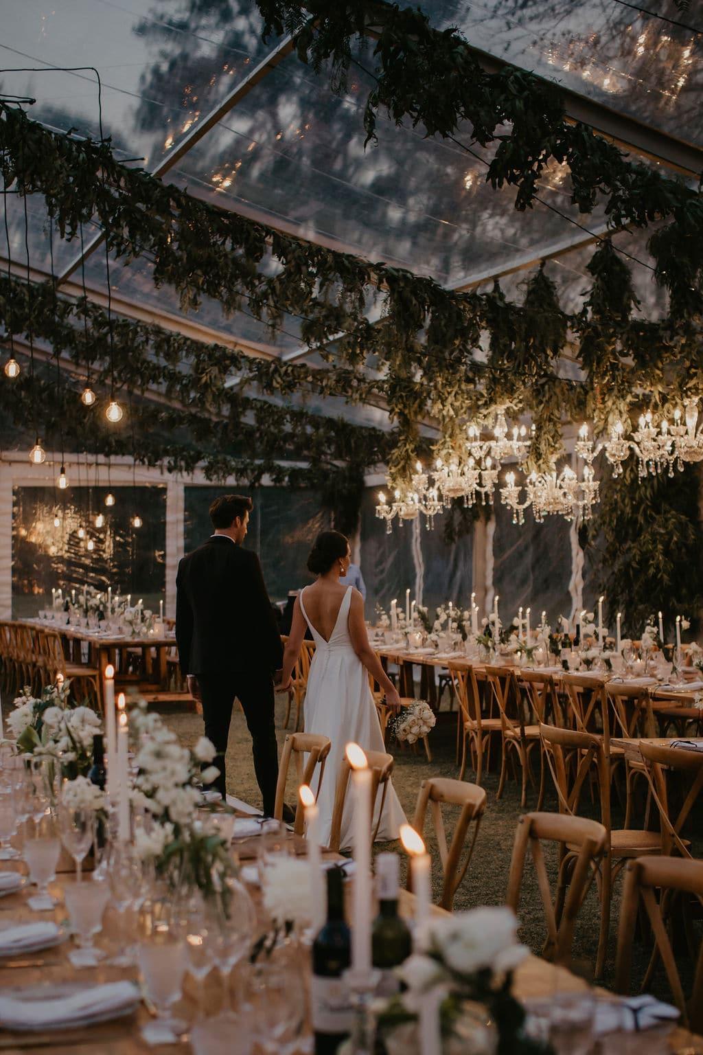 MAGIC LIGHT SEASON: תאורה נכונה לחתונה קסומה
