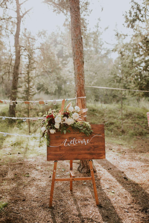 WOODLAND BEAUTY: חתונה קטנה (מאד) בלב היער