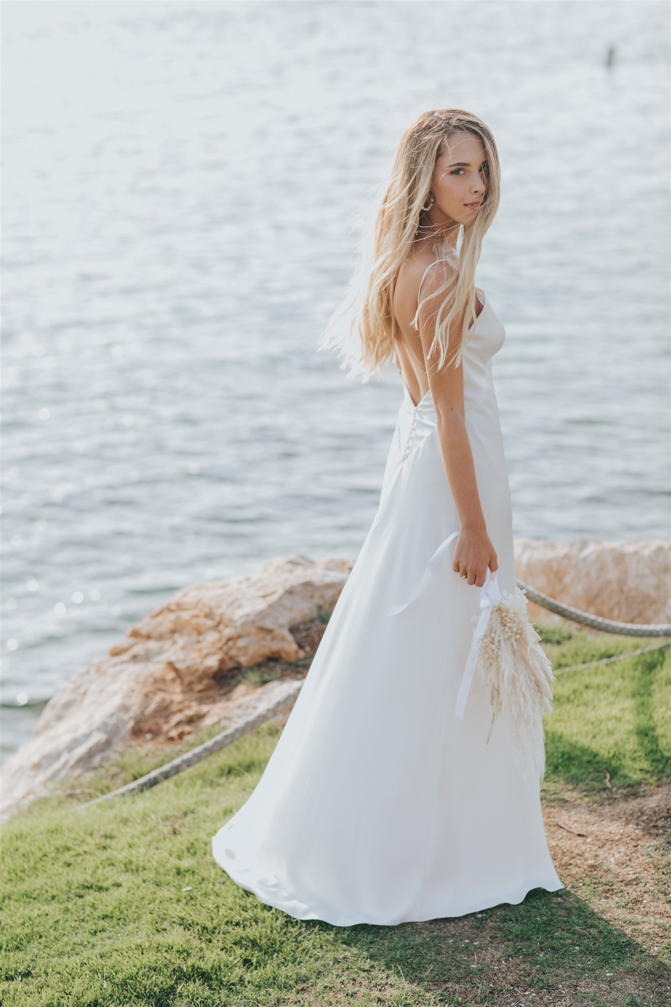 חתונה רומנטית ב״על הים״: עמית ונדב