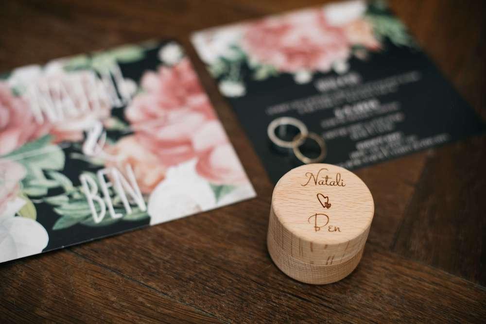 אורבנית ומדויקת: החתונה של נטלי ובן