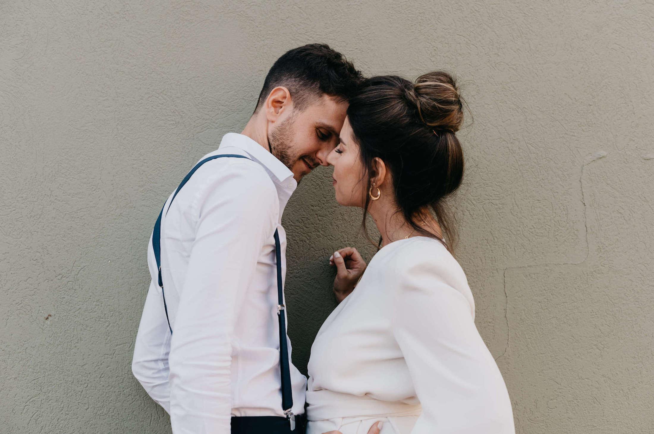 חתונת קורונה ביתית: ניצן וליאור