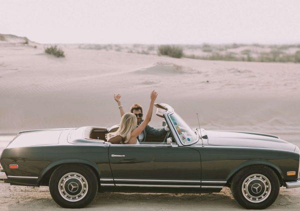 Baby you can drive my car: כך תשלבו כלי תחבורה בחתונה