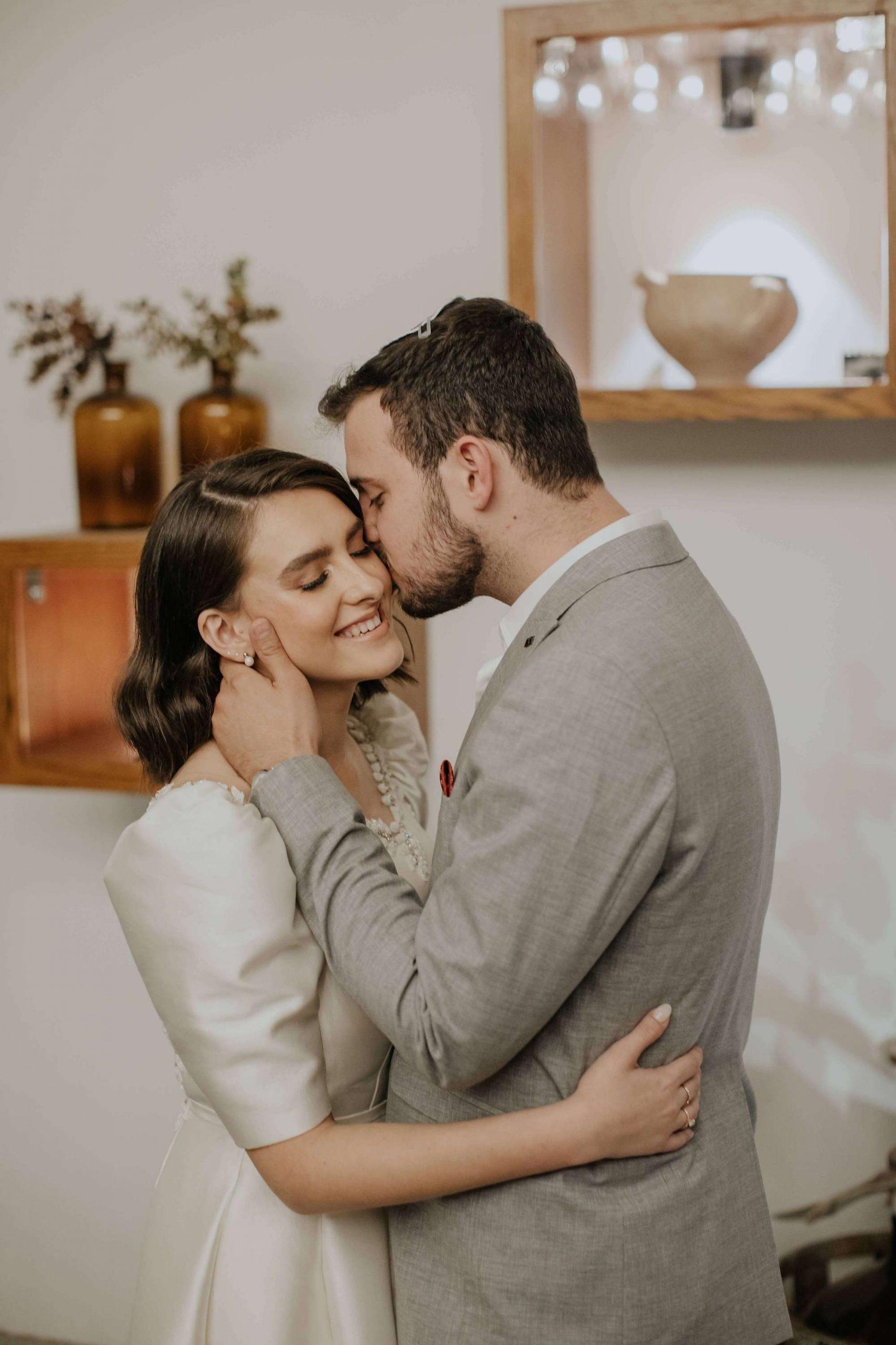חתונה קטנה ומרגשת ביקב פסגות