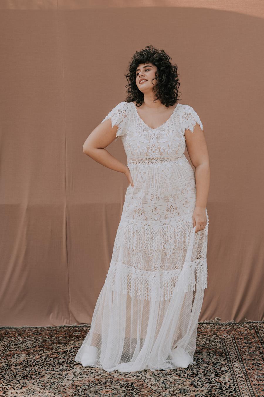 Rock and Roll: קולקציית שמלות הכלה החדשה של לי קודו