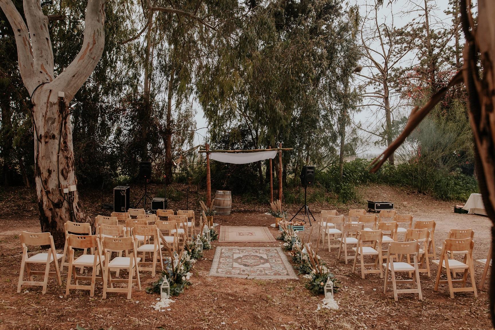 כששני עולמות נפגשים: החתונה הדתית-חילונית של אופיר ואיתמר