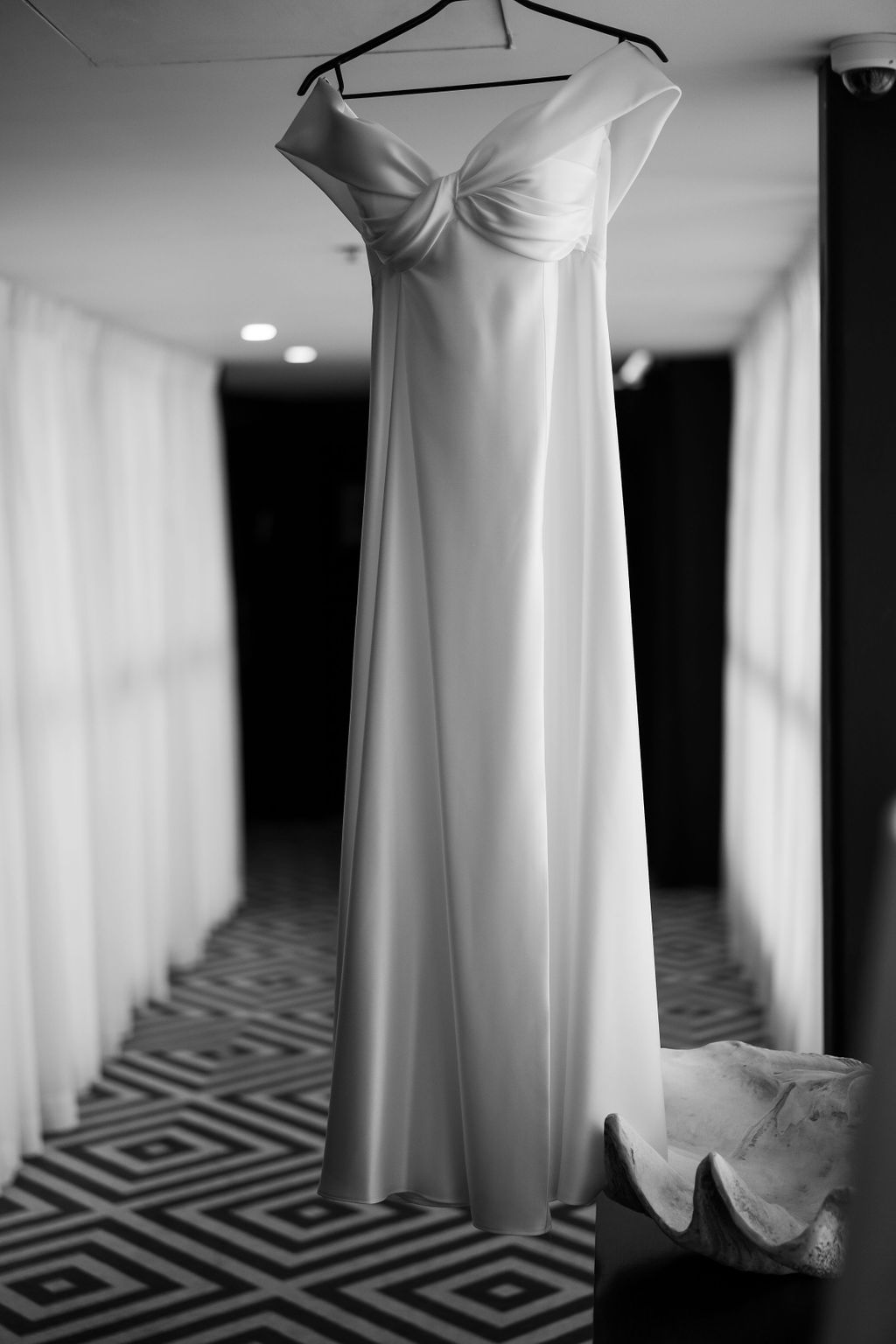כשהכלה בחודש שביעי: החתונה האורבנית של יולי וניר