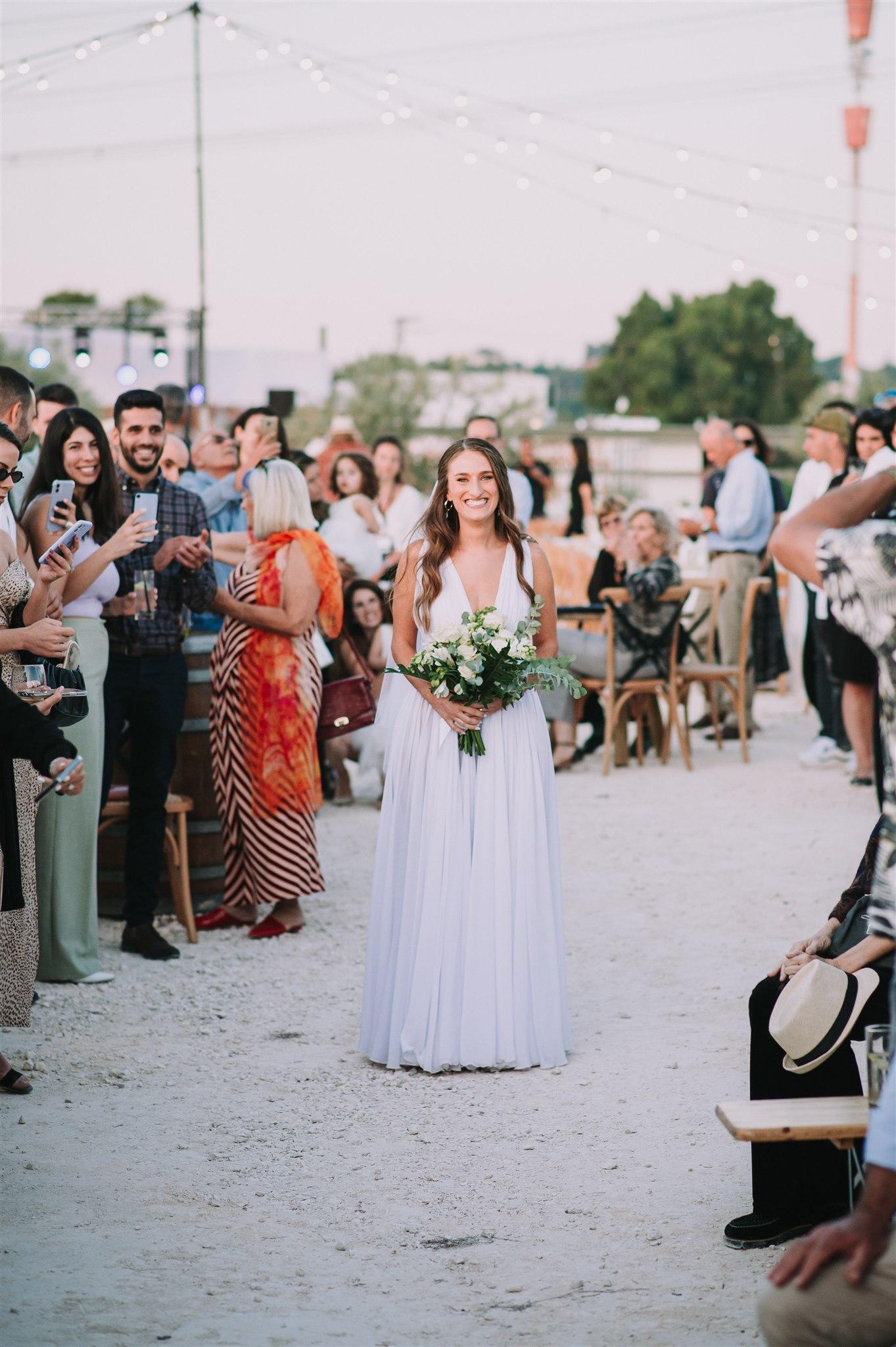 עם נוף עוצר נשימה: חתונת שישי בין הכרמים