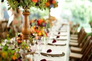 A Sukkot Inspired Wedding