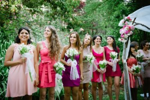 Santiago Garden Wedding