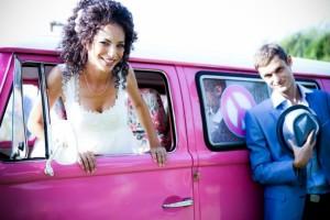 Hila & Omris 70s Themed Wedding