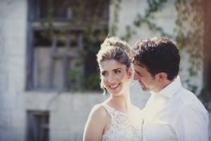 Alit & Yuval at HaBe'er Shel Saba