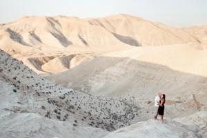 Love in the Negev Desert
