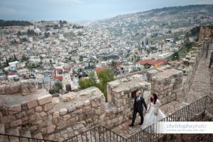 From Jaffa to Jerusalem: Marilla & David