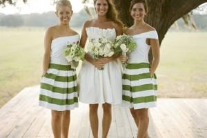 Bridesmaids Dresses for Jet Setters