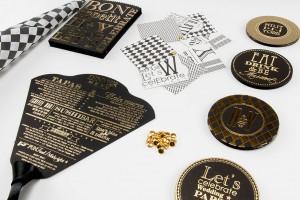 Dita Design Formal Invitation Set