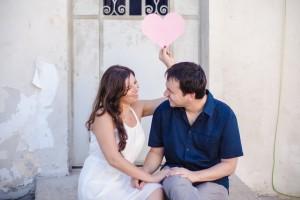 Sofia & Noam's Engagement Session