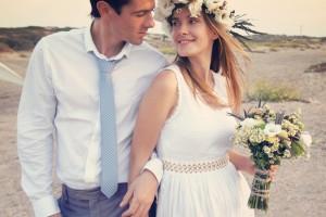 Boho Beach Wedding by Beccy Blue Marmalade