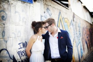 Dafna & Dor's Urban Wedding