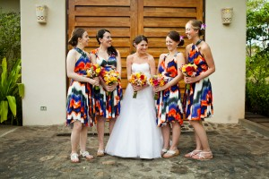 Costa Rica Wedding by a Brit and a Blonde