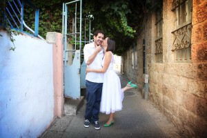 Maya & Natan at Ein Yael