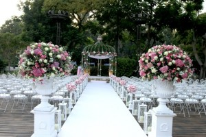 Pretty Pink Wedding
