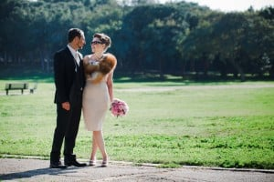 Beccy Blue's 30s Themed Wedding