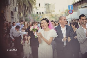 A Festive Jaffa Wedding