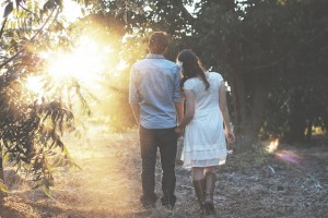 Avital and Ron's Engagement Shoot