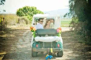 Shira and Daniel's Kibbutz Wedding