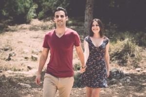 Yuval & Inna's Engagement Shoot