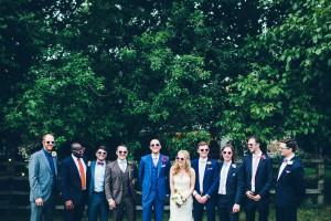 Sarah & David's Country Wedding