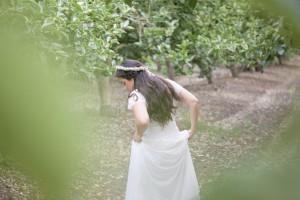 Beautiful Kibbutz Wedding