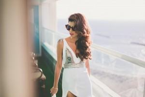 Super stylish wedding