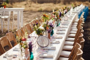 A Backyard Wedding