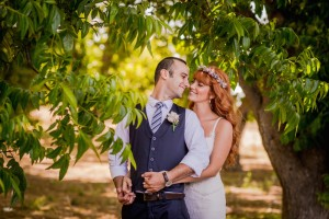 Omer & Dror's Shavuot Wedding