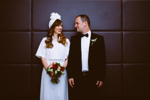 Chen-Li & Ofer's Urban Wedding