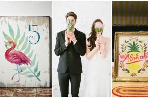 Dreams of a Tropical Wedding