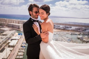 An Italian Chic Wedding