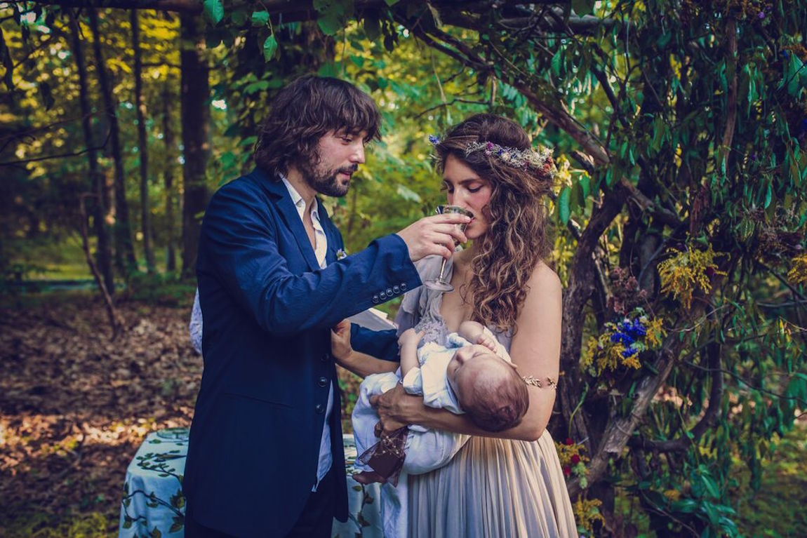 Into the woods: Avigail & Tom