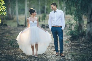 Ronny & Eyal's Romantic Wedding