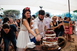 Shimrit & Matan's Rustic Wedding