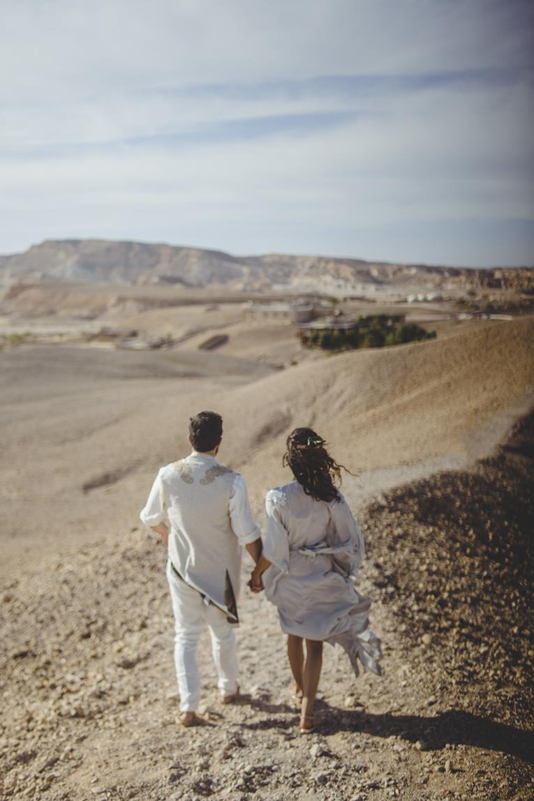 Dreamy Desert Wedding